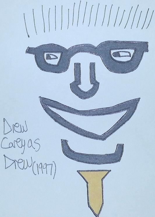 Drew Carey by armattock